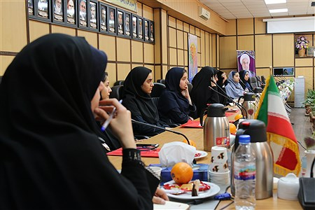 اولین نشست مشترک منتخبین شوراها و مجلس دانش آموزی   Mohamad Sajad Ghadiry