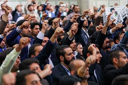 محفل انس با قرآن کریم در حضور رهبر معظم انقلاب | Khamenei.ir