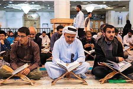 ترتیل خوانی در حرم مطهر حضرت معصومه (س) | Sajad Hayatpour