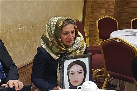 همایش تجلیل از خانواده های اهداکننده عضو دراستان البرز | Seyed Mahan Sharifi