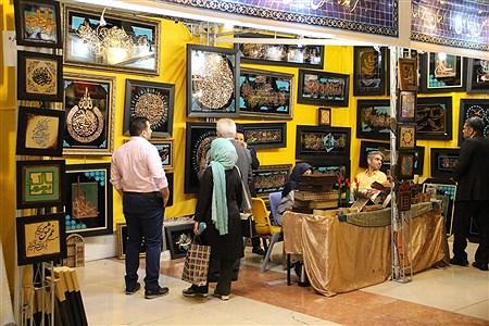 دهمین روز نمایشگاه قرآن کریم در مصلی امام خمینی (ره) | Mohammad Mohseni