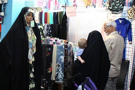 غرفه های حجاب و عفاف در بیست و ششمین نمایشگاه قرآن کریم | Hadi Fakhari