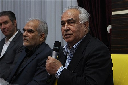آیین تجلیل از مدیران مدارس دهه 60 تبریز | Erfan Valinezhad