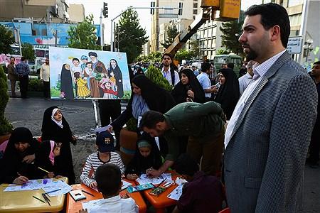 حضور پر شور و فعال دانش آموران پیشتاز در مراسم نماز عید فطر   Mahdi Maheri