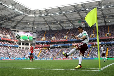 دیدار تیم های کره جنوبی و مکزیک   Getty Images