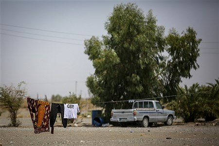 در روستای «چاه دادخدا» در شهرستان «قلعهگنج»  نبود آب و گاز از مهمترین مشکلات است. | Ali Sharifzade