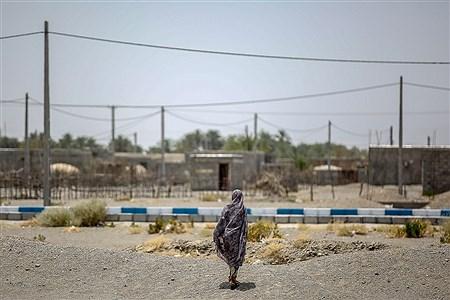 زندگی در «قلعهگنج» | Ali Sharifzade