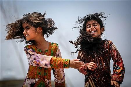 دختران  روستای «چاه داد خدا»  | Ali Sharifzade