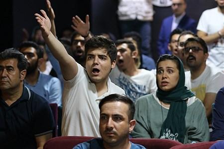 تماشای فوتبال ایران و پرتغال در ارومیه | Amir Hosein Mollazadeh