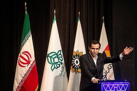 سید مجید حسینی، رئیس موسسه نشر شهر و مدیر باغ کتاب تهران | Ali Sharifzade