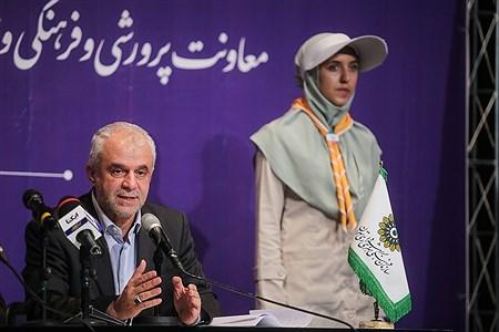 سعید اوحدی، رئیس سازمان فرهنگی هنری شهرداری تهران | Ali Sharifzade