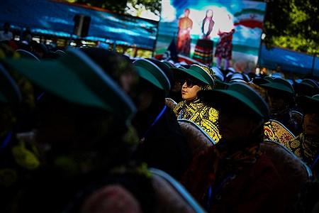 پانزدهمین  اردوی ملی دانشآموزان دختر مناطق مرزی کشور | Mahdi Maheri