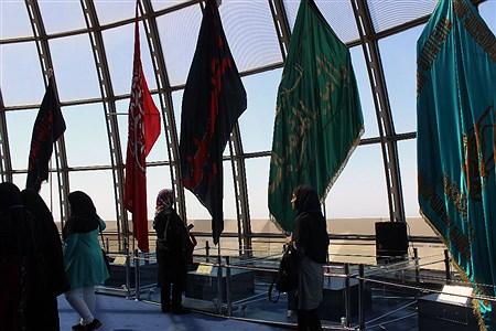 بازدید دختران اردوی ملی مناطق مرزی از اماکن دیدنی تهران    Zahra Sohrabi