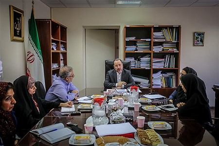 تقی رستم وندی معاون وزیر کشور | Ali Sharifzade