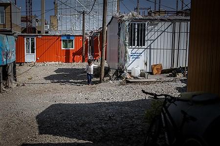 کمبود مکانهای تفریحی، فرهنگی، بهداشتی عواقب جبران ناپذیری را در آینده به مردم زلزله زده وارد می آورد | Ali Sharifzade