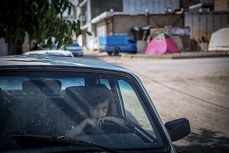 نبود امکانات فرهنگی و تفریحی در مناطق زلزلهزده باعث از بین رفتن  روحیه در کودکان شده است | Ali Sharifzade