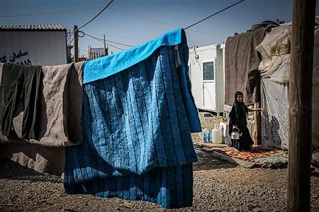 زندگی درکانکس بعد از گذشت 9 ماه از زلزله  | Ali Sharifzade