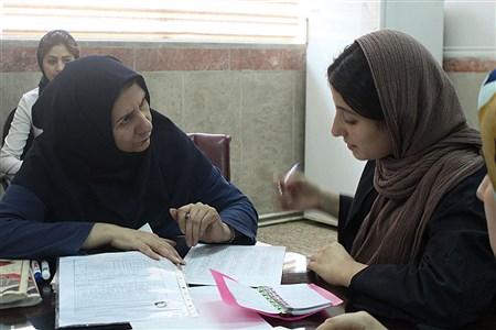 برگزاری پایگاه انتخاب رشته کنکور سراسری ۹۷ در چهاردانگه  | Hanieh Hosein