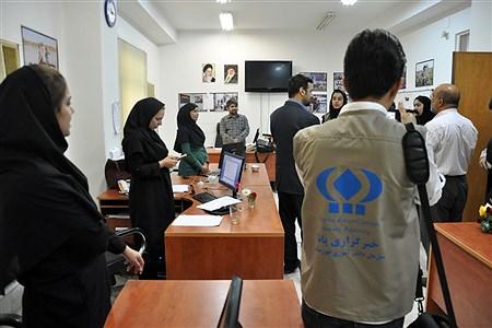 بازدید خبرنگاران و رابطین خبری پانااز خبرگزاری ایرنا | Afshin Larki