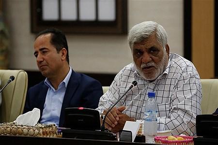 گرامیداشت روز خبرنگار دراستانداری بوشهر | Seyed Khalaf Hashemi