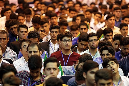 افتتاح سیوششمین جشنواره فرهنگی و هنری دانشآموزان برگزیده سراسر کشور | Hossein Paryas