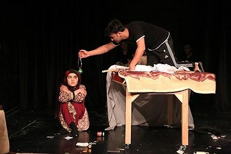 اجرای تئاتر «خروس» | Payam Ahmadi kashani