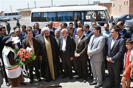 افتتاح ۱۲کلاسه ای اس پی شهریار  | Sara Vesagh