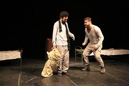 اجرای نمایش «به من میگن مک کنا» | Payam Ahmadi kashani