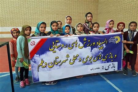 المپیاد ورزشی بازی های بومی محلی شهرستان دیلم  | Alireza Hashemi Nejad