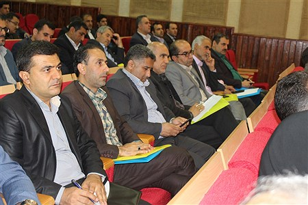 گردهمایی تحقق تفاهمنامه میان دانشگاه فنیحرفهای کشور و معاونت آموزش متوسطه وزارت آموزشوپرورش در استان مازندران | Mobina Pakdaman