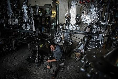 کارگاه علم سازی | Ali Sharifzade