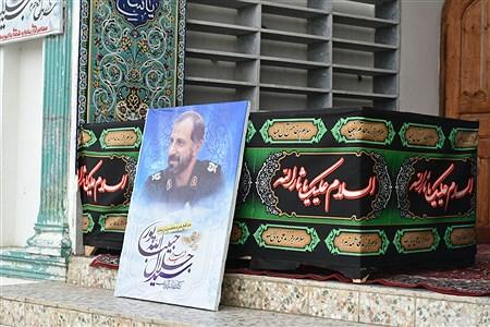 استقبال از شهید مدافع حرم سید جلال حبیبالهپور   Alireza Asgharzadeh