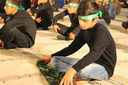 حضور پرشور دانشآموزان استان کهگیلویه و بویراحمد در همایش نوجوانان عاشورایی | ehsani