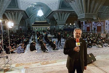 ششمین آئین سوگواری «احلی من العسل»   Bahman Sadeghi