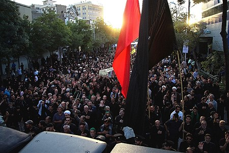 تشییع پیکر مطهر 9 شهید گمنام دفاع مقدس و 2 شهید مدافع حرم | Moein Mohammadirokh