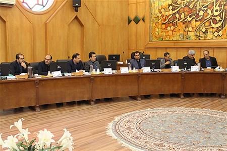 نشست هماندیشی مسئولین آموزش و پرورش فارس با مجمع نمایندگان استان در مجلس شورای اسلامی | Amin Jokar