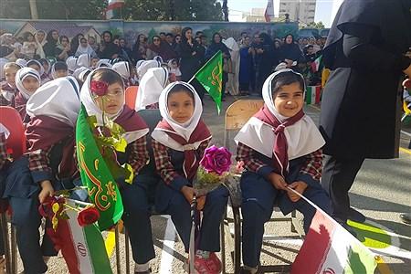 جشن شکوفه ها در مدرسه تمام تشکیلاتی غیر دولتی پویا شهر یاسوج | nejatbakhsh