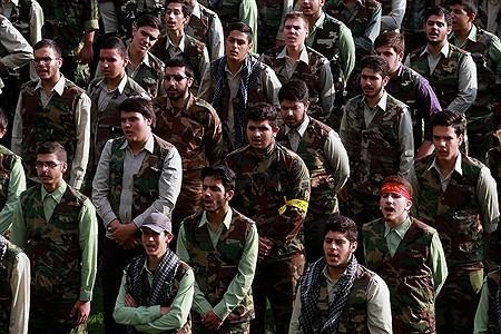 تجمع اقتدار عاشورایی فرماندهان واحدهای پیشگام بسیج دانش آموزی | Bahman Sadeghi
