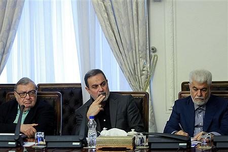جلسه شورای عالی انقلاب فرهنگی | Bahman Sadeghi