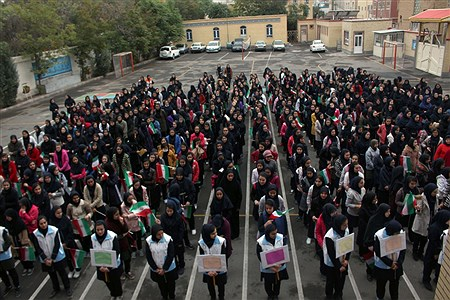 آیین آغاز برنامه های هفته بهداشت روان آموزش و پرورش آذربایجان شرقی | Mohaddeseh Sedaghati