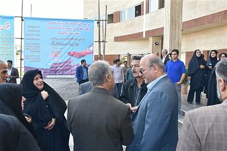 افتتاح کلینیک تخصصی شهید صالحی  | Alireza Asgharzadeh