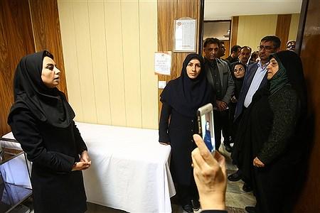 بازدید استانی معاون رییس جمهور در امور زنان و خانواده از همدان | Mahdi Maheri