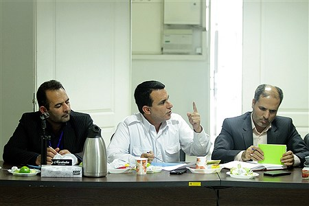 جلسه هماهنگی پایگاه های تغذیه سالم (بوفه مدارس) و جذب و ساماندهی پیشتازان | Hossein Paryas