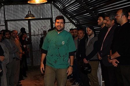 نمایش محیطی (نقطه رهایی)   Amir Gholami