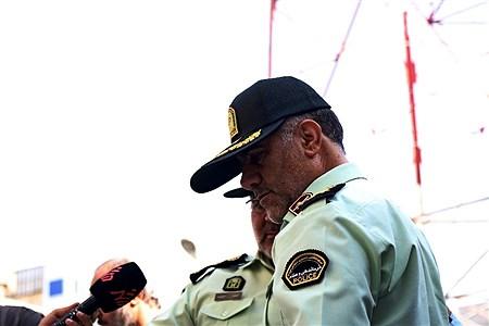 طرح رعد 16 پلیس پیشگیری پایتخت | mohamad sajad ghadiry