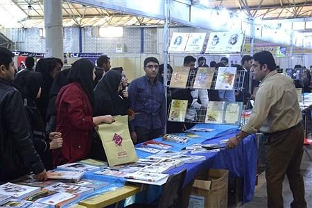 بازدید از نمایشگاه کتاب تبریز | Mahdiyeh Hossein Pour