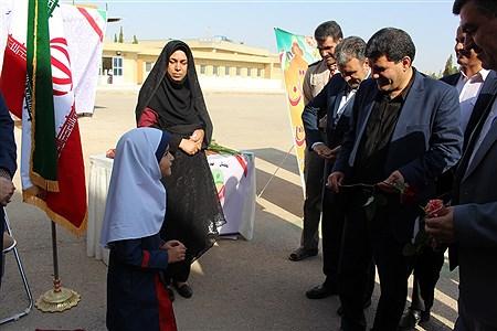 المپیاد ورزشی درون مدرسه ای   mahdieh mokhtari