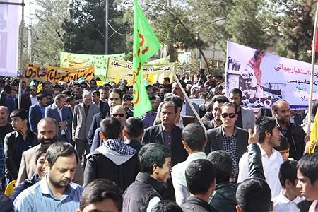 راهپیمایی 13 آبان در زاهدان |  reza hagdoost