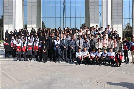نشست صمیمی معاون استاندار با نمایندگان تشکل ها دانش آموزی خراسان رضوی   Moein Mohamdirokh