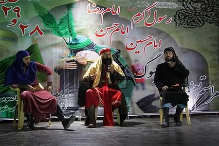 تعزیه خوانی ایام سوگواریهای ماه صفر در فشافویه | Sama Shahvar